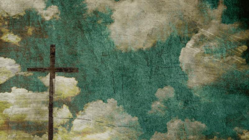 cross-in-clouds