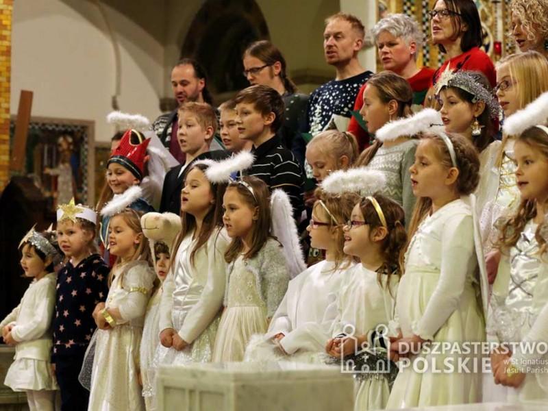 Koncert Pastorałek Angielskich