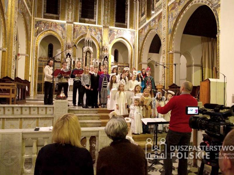 Koncert Pastorałek Polskich
