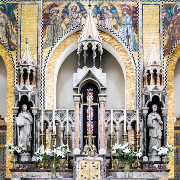 Ołtarz St Ignatius