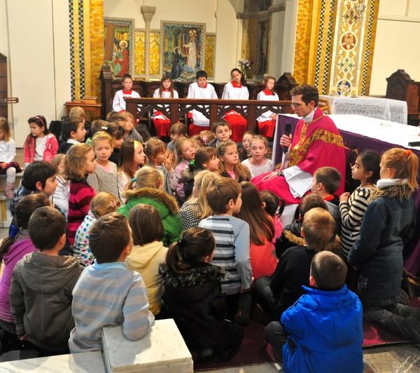 Adwent 2010 - Msza Święta dziecięca