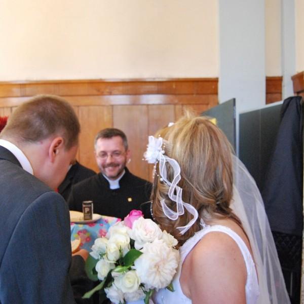 Ślub Gosi i Grzegorza